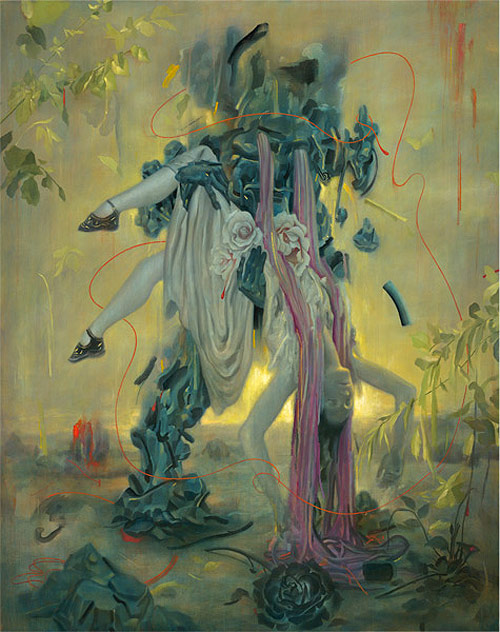 james jean artist illustrator illustration painting drawing