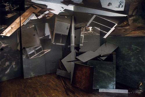 james nizam vancouver abandoned houses camera obscura artist visual photographer photography