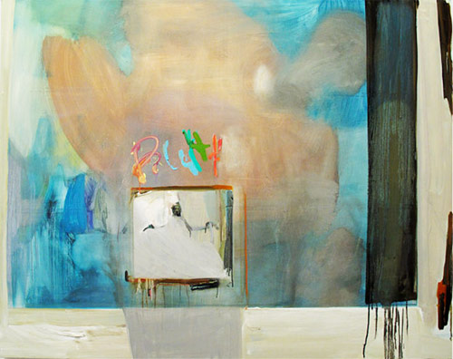 janine iversen artist painter painting