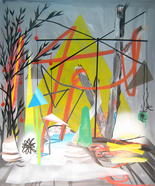 julian c duron artist painter painting