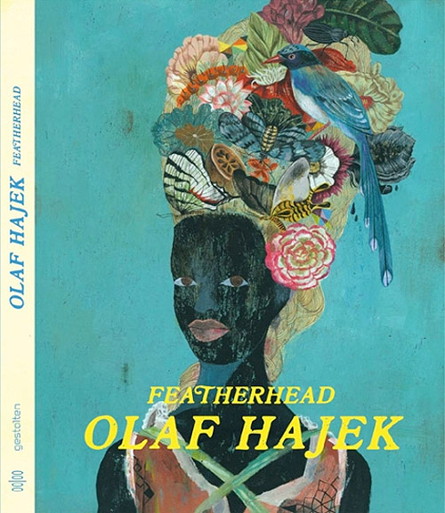 olaf hajek flowerhead book gestalten in full bloom interview