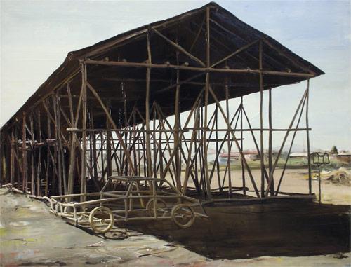 paco pomet six artist painter painting