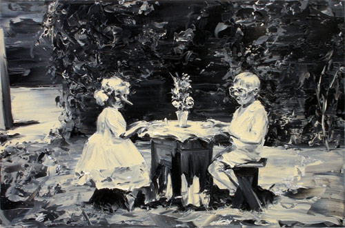 paco pomet artist painter eight painting