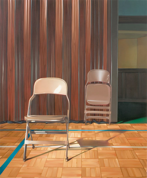 rebecca campbell artist folding chair