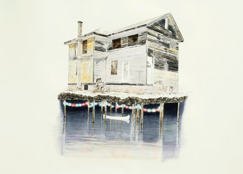 tristram lansdowne artist painter painting victoria contemporary canadian