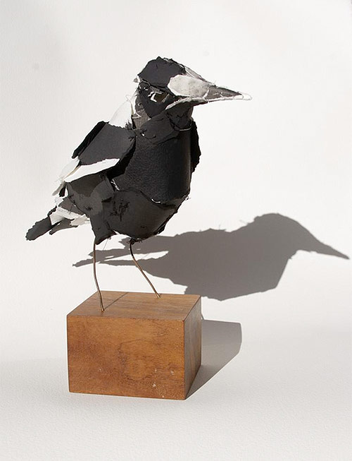 paper sculptures by anna-wili highfield