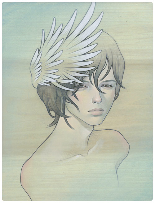 audrey kawasaki artist painter painting