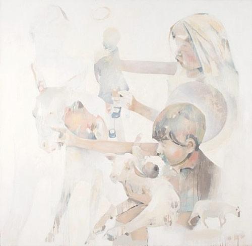damien kamholtz artist painter painting