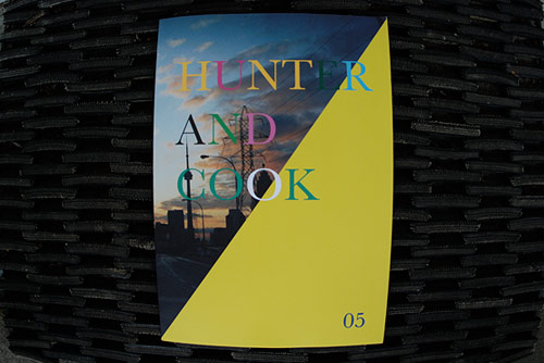 hunter and cook magazine canadian toronto-based quarterly publication art