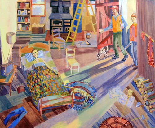 isak applin artist painter painting