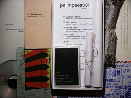 palimpsest publication art canadian magazine montreal