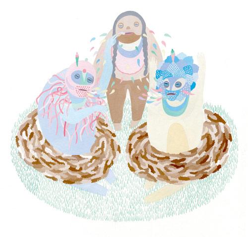 sophie alda illustrator illustration drawing