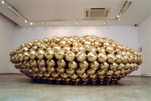 subodh gupta artist sculptor sculpture
