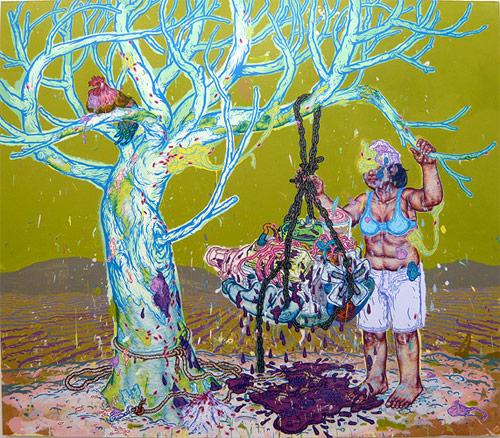 taylor mckimens artist painter painting