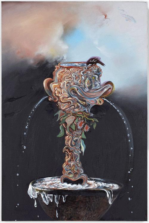 artist painter paul mcdevitt berlin germany