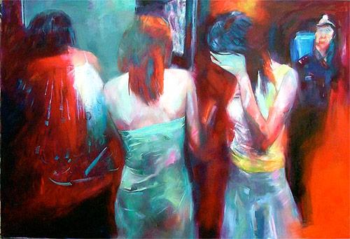 zhang haiying beijing artist painter painting