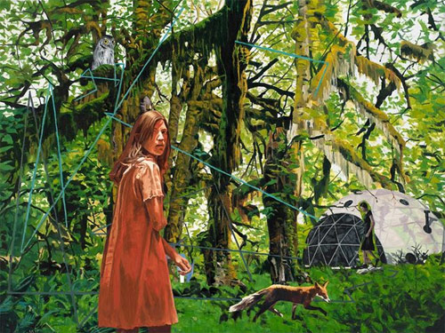 christopher mir artist painter painting