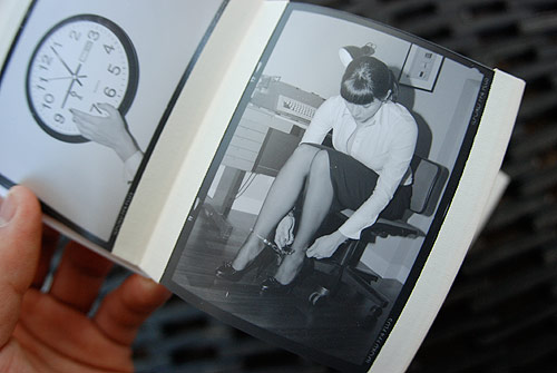 david wilson photographer photography 9 to 5 series handmade photo book
