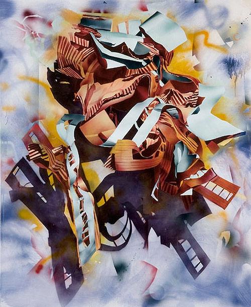 donovan barrow artist painter painting