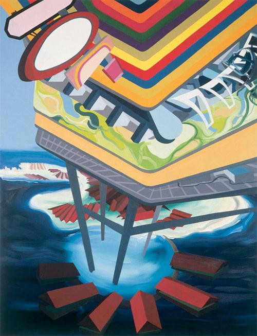 franz ackermann artist painter painting