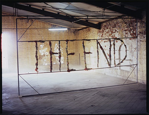 konrad smokenski artist the end