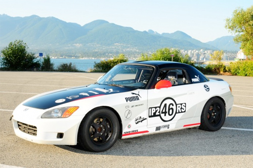 livestock x puma car graphics contest s2000