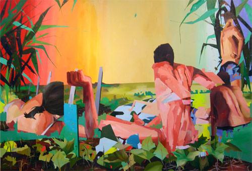 russell shoemaker artist painter painting