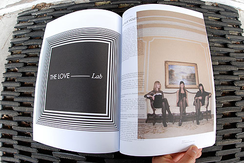 The Lab Magazine Vancouver-based publication