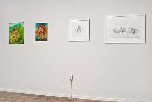 Natural Kachina at LES Gallery