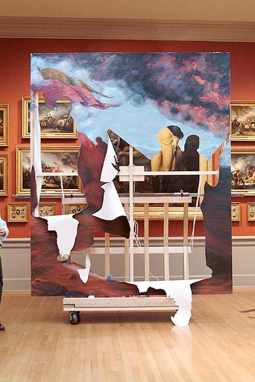 titus kaphar artist painter painting