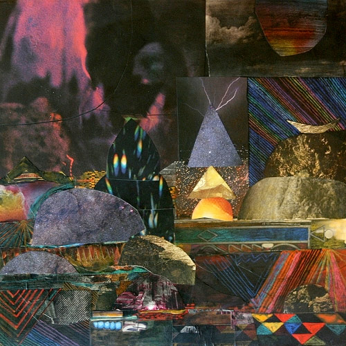 brandi strickland collage mixed media artist