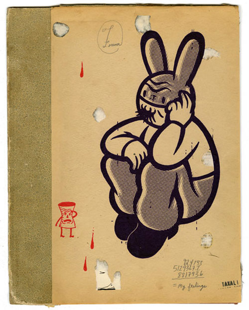 Illustrator Gary Taxali illustration