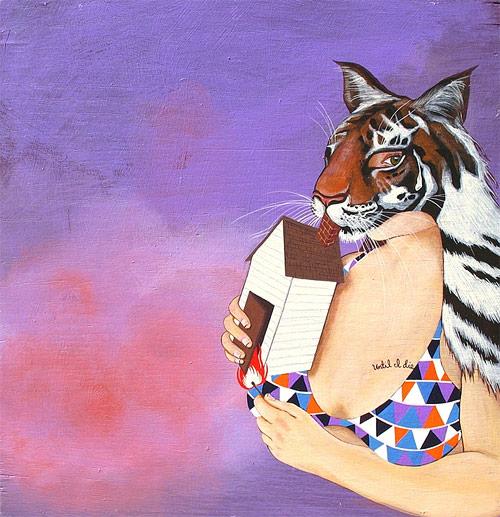 gina tuzzi artist painter painting