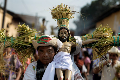 holy week photos the big picture good friday