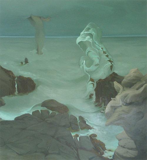 inka essenhigh artist painter painting