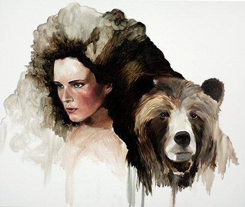 artist painter painting jen mann