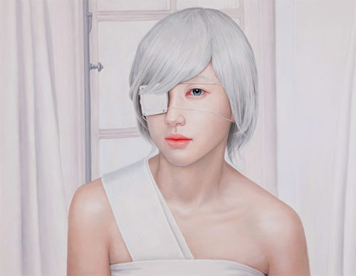 kwon kyung yup artist painter painting