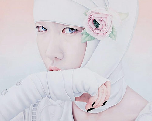 kwon kyung yup artist painter painting
