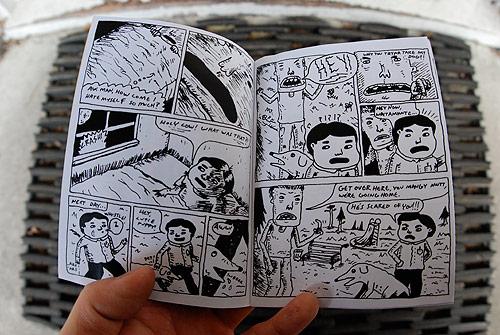 kyle pellet illustration illustrator art drawing comics