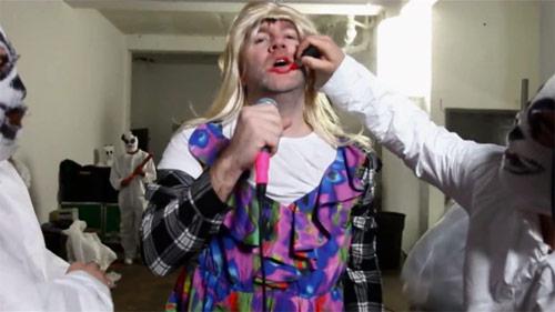 lcd soundsystem drunk girls music video spike jonze