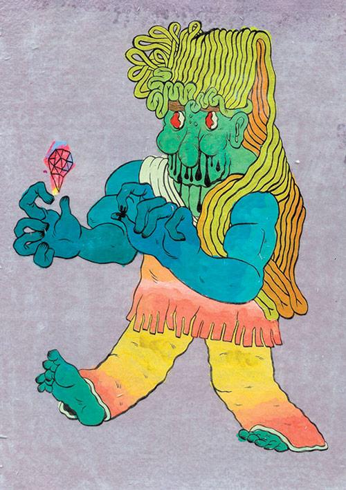 patrick kyle artist illustration illustrator