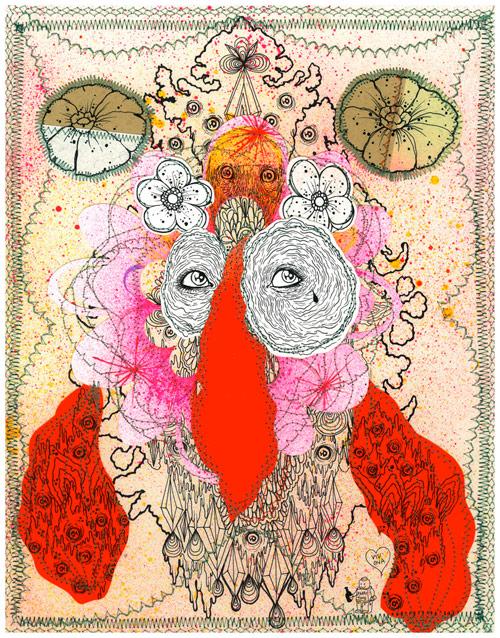 jason vivona artist drawing