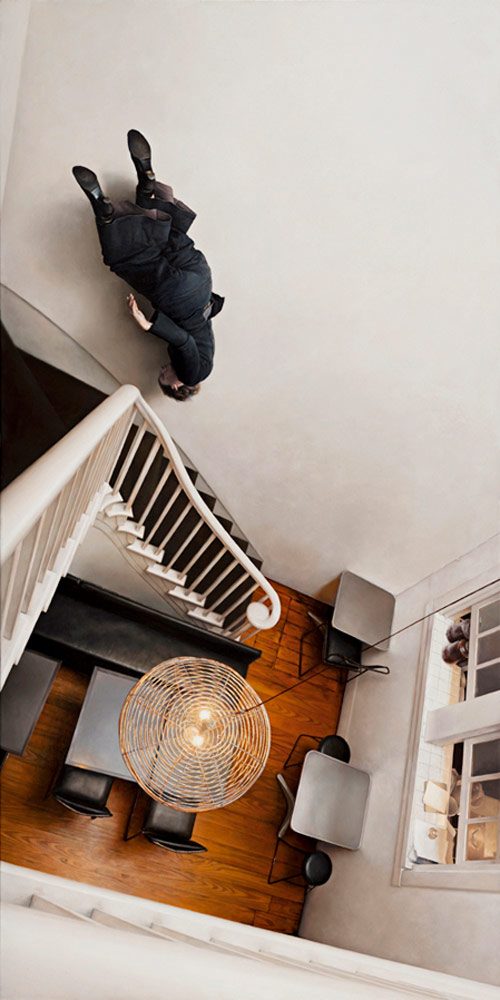 jeremy geddes artist painter painting