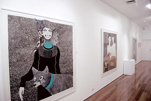 justin lee williams artist australia metro gallery