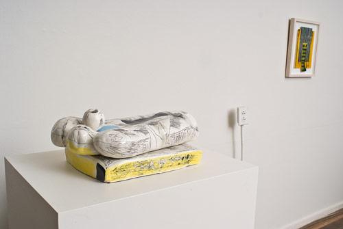 mark delong les gallery artist painting vancouver sculpture