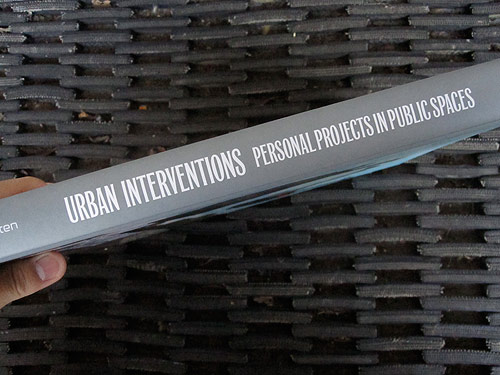 urban interventions book 12 Urban Interventions