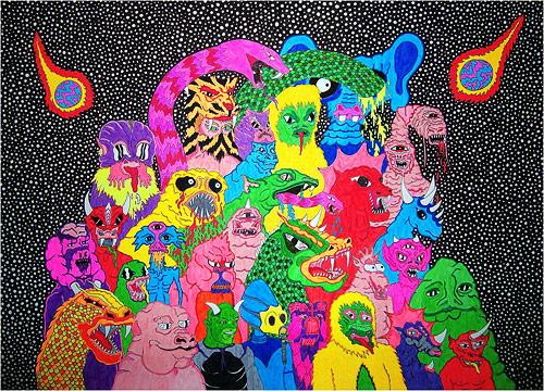 Artist Mario Scorzelli