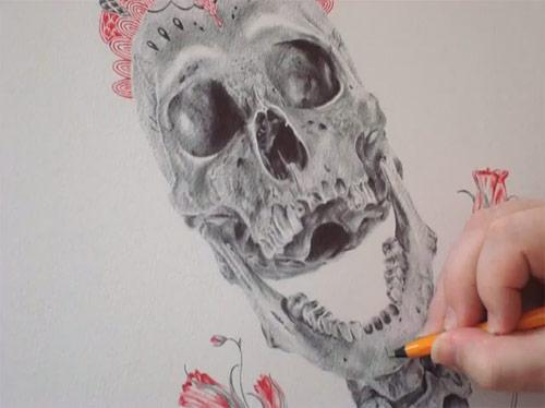 Artist Paul Alexander Thornton