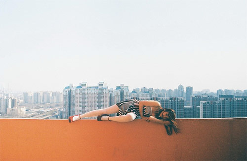 photographer ren hang photography