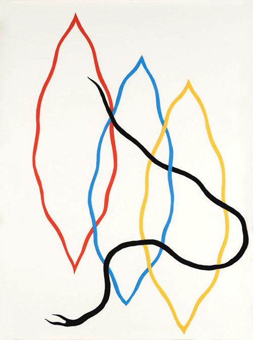 Cut paper artist Julien Langendorff